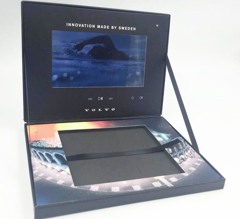 Video Box to hold book and LCD monitor