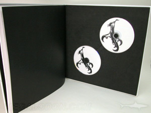 Vinyl Record Book Set 12 Inch Height multidisc set