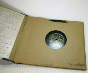 Vintage CD LP Packaging Record Set Sleeves