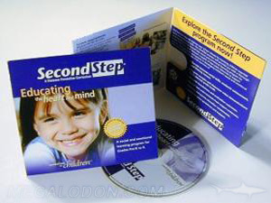 CD and DVD replication and packaging for Children's packaging