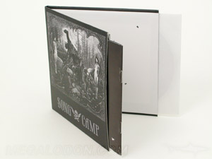 CD Book Packaging LP style