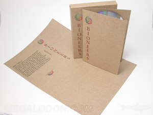 Fiberboard slipcase box set cd dvd