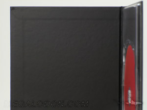 DanAndDave_RedMirror7 4pp tall digipack heavy book binding hardcover matte lamination spot gloss