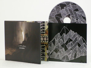 4pp LP Jacket with Inner Sleeve