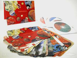 Art cards cd dvd box set