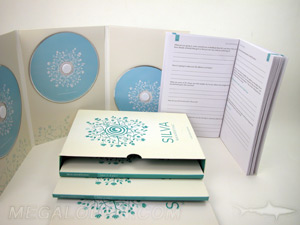 slipcase set multidisc cd dvd collection notebook