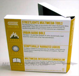 Christian Packaging media Manufacturing USB Box Set