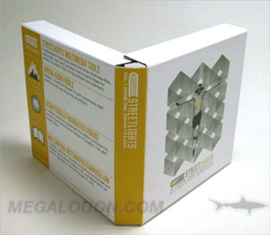 USB box printed packaging chipboard rigid foam insert