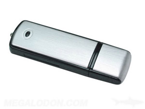 usb drive black and silver manufacturing optional print
