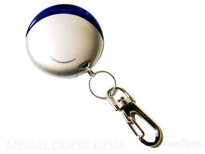 round usb thumb drive on key chain manufacturing