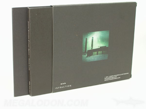 cd slipcase set recycled paper eco friendly