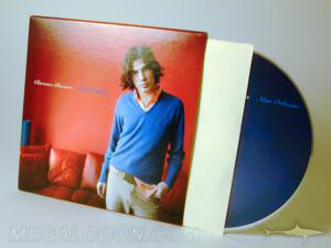 2pp LP CD Inner Sleeve