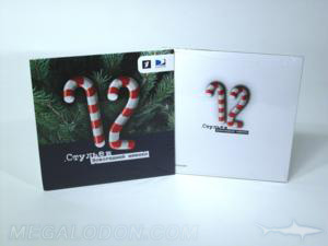 Examples of Seasonal CD and DVD Titles