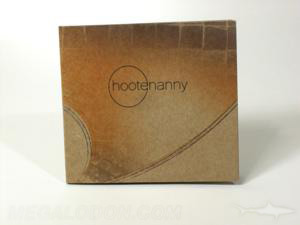 CD jacket recycled fiberboard packaging