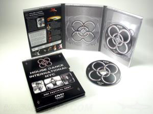 SLipcase set dvd tal digipak 6 panel 2 disc