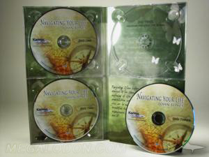 CD tryapack double tall 3 discs