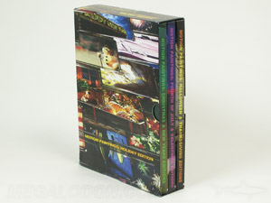 DVD slipcase box set packaging
