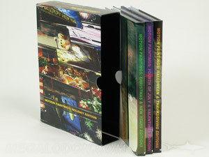 dvd slipcase box set 3 tall digipaks