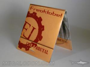 Matchbook Digipak