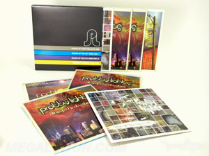 SLipcase set multidisc 4disc set packaging