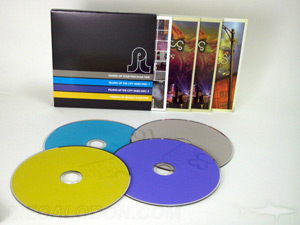 2pp jackets in slipcase box 4cd set