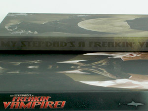 DVD traypack slipcase spot gloss matte lamination special effects
