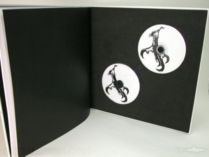 cd LP 12inch book
