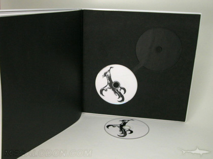 Digibook 12inch size foam tray to hold two discs