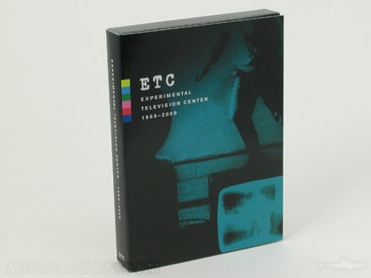 ExpTV_ETCBOX1 5dvd box set perfect bound book velcro