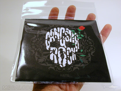 poly bag for cd LP japanese style