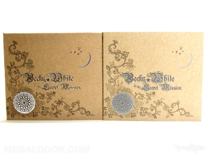 foil stamping compared to metallic ink printing on fiberboard cd jacket packaging