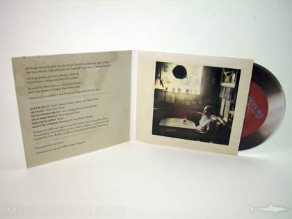 Vintage Cd Lp Packaging Album Covers With Thick Chipboard