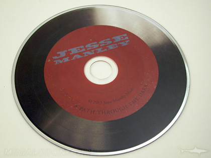 Vinyl Discs Cds Made To Look Like Vinyl Records Retro
