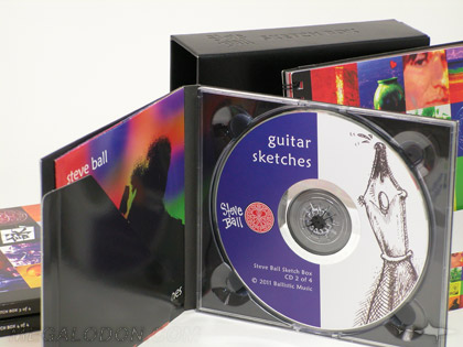 collector set cd packaging limited edition