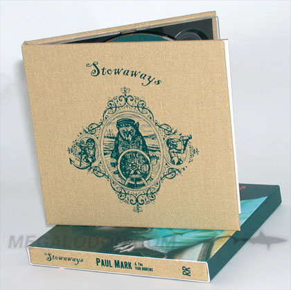 fabric linen cd dvd book packaging silkscreening 1C