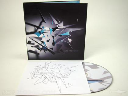 inner sleeve cd LP 1C printed