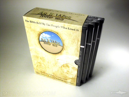 DVD package for christian ministry