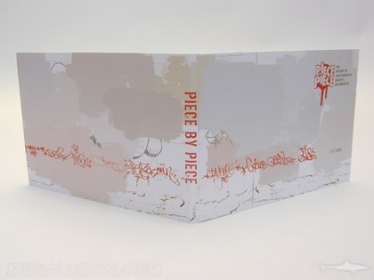 wide digipak 7x5inch sideways elongated