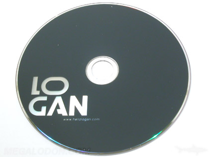 custom dvd printing with spot gloss on disc