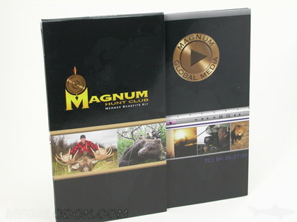 Double CD Set 2 disc foam hub packaging with slipcase tall 10inch height