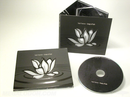 cd spot gloss and packaging with spot uv gloss matte lamination