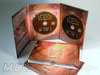 Photo of 6pp tall tray pak, 2 disc set, back classical music packaging