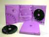 Photo of Anna Sui Marketing CD, 6pp Tall digipack, 2 disc set, diag lit pocket, slipcase, PIPS