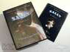 "DVD movie replication with black plastic dvd box - ""Sally"" project - DVD case w/ insert"