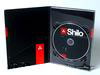 Photo of Shilo dvd in 4pp tall tray pak packaging, red foil
