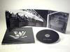 metallic ink on 6pp digipak cd packaging