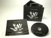 spot gloss matte lamination cd packaging 6pp digipak and disc